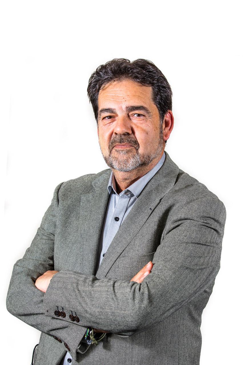 D. Antonio Pastor Mula