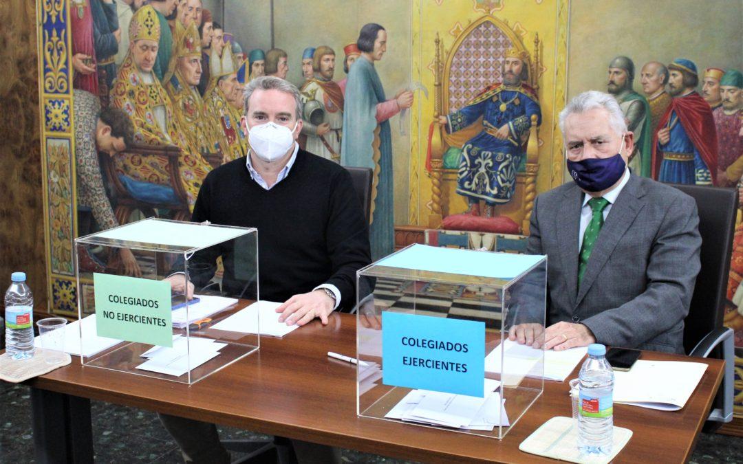 Nueva Junta de Gobierno del Colegio de Gestores Administrativos de Valencia