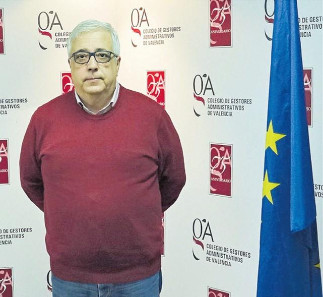Nueva Junta de la Delegación Colegial en la provincia de Castellón