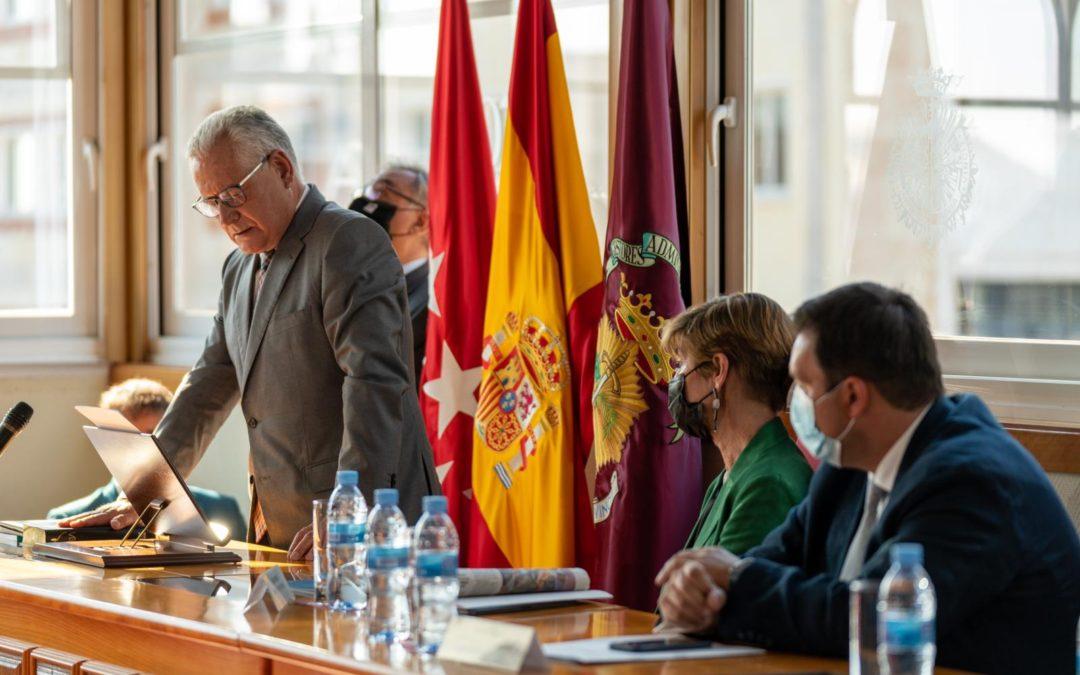 Joaquín Giner renueva el cargo de vicepresidente primero en el Consejo